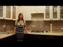 Дизайн интерьера кухни 4 Выбор кухонного фартука и ручек для фасада