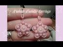 Twinkle Twinkle Earrings Beading Tutorial by HoneyBeads1 (with rounduo beads)