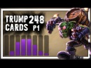 Hearthstone: Trump Cards - 248 - Mad Skillz - Part 1 (Mage Arena)