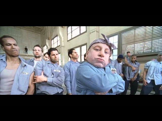 AUSTIN POWERS: GOLDMEMBER Jail Scene Dr. Evil ft. Mini Me (Hard Knock Life)