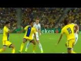 Маккаби-Динамо Киев 0-2 Лига Чемпионов обзор матча 29.09.15