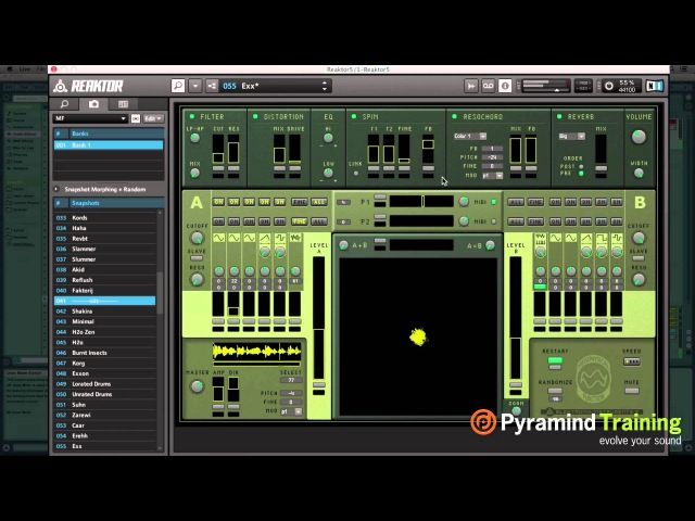 Reaktor | Sound Design Tutorial | Metaphysical Function Drone Sculpting | Pyramind