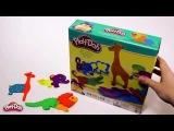 Плей Дох Игровой набор пластилина Веселое сафари Play-Doh B1168