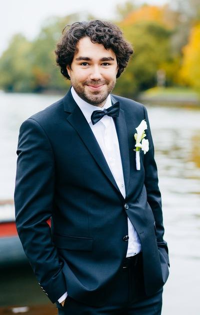 Илья Северов