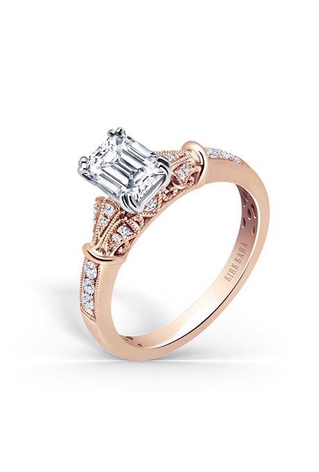 0KEzwa vyzQ - Обручальные кольца в стиле «Vintage-Inspired»