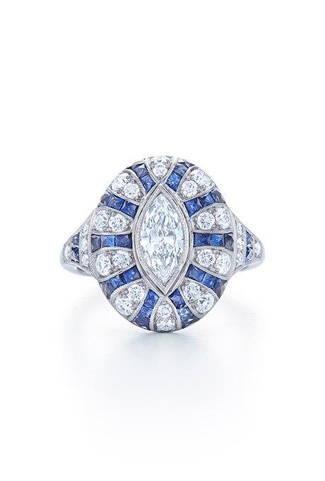 zEhEDfNKu68 - Обручальные кольца в стиле «Vintage-Inspired»