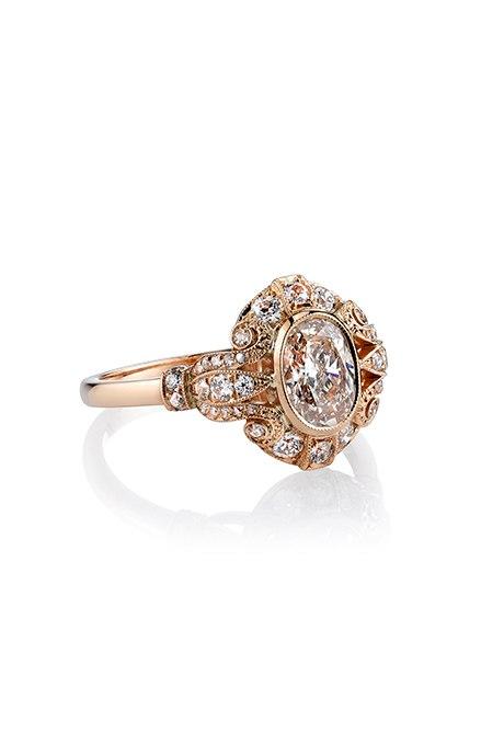 b9Jvt0EtorI - Обручальные кольца в стиле «Vintage-Inspired»