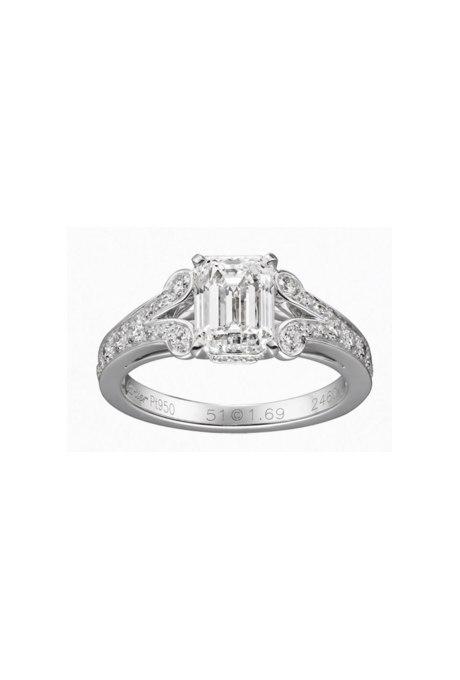 0PsNo4b7MEw - Обручальные кольца в стиле «Vintage-Inspired»
