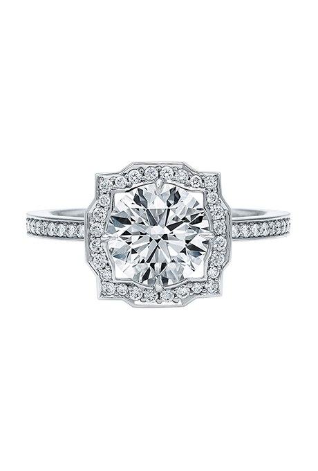 p1fpEEbeM6M - Обручальные кольца в стиле «Vintage-Inspired»