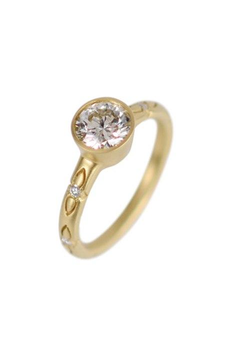 CtZQ a5bMNA - Обручальные кольца в стиле «Vintage-Inspired»