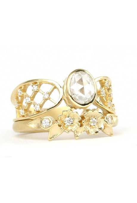 Bcox0w7LEZ0 - Обручальные кольца в стиле «Vintage-Inspired»