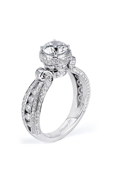 2gFKJeTWFWQ - Обручальные кольца в стиле «Vintage-Inspired»