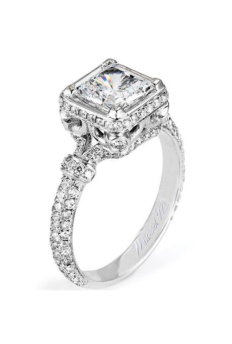 rNgCSQmWhkU - Обручальные кольца в стиле «Vintage-Inspired»