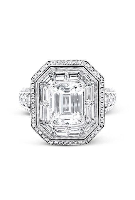 TJ8ksQZXY3I - Обручальные кольца в стиле «Vintage-Inspired»