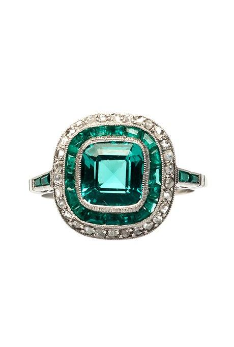 noOXJsGtAXM - Обручальные кольца в стиле «Vintage-Inspired»
