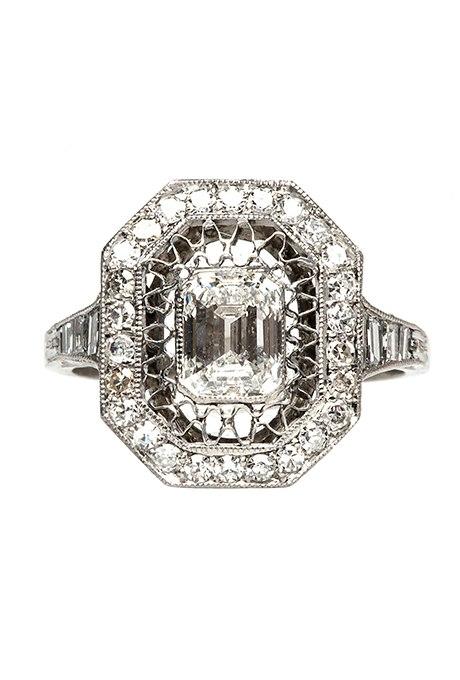 mGAKgIiFhAo - Обручальные кольца в стиле «Vintage-Inspired»