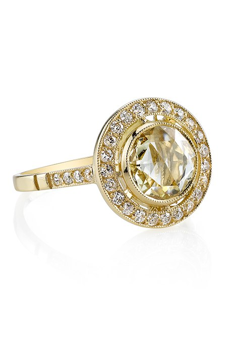 niiHqe10kxI - 30 ослепительных брачных колец с желтыми бриллиантами