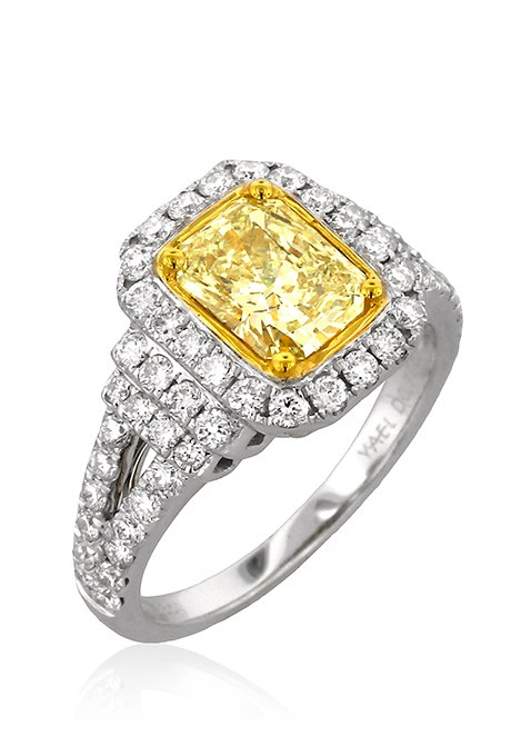 2zRZPhbyPy0 - 30 ослепительных брачных колец с желтыми бриллиантами