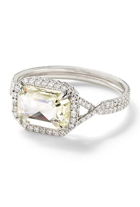 U61bu YNnnE - 30 ослепительных брачных колец с желтыми бриллиантами
