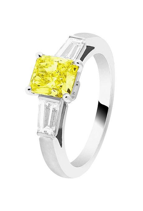 L80gnTI5FC0 - 30 ослепительных брачных колец с желтыми бриллиантами