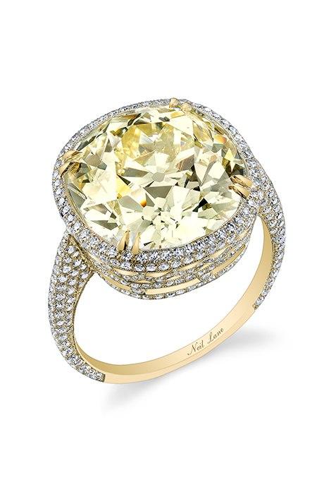xJIvzY 4zjs - 30 ослепительных брачных колец с желтыми бриллиантами