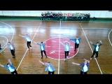 Школа 4)Шаг вперёд)фестиваль танцевальных фитнес - программ)г.Кострома)))))))))танец не полностью..