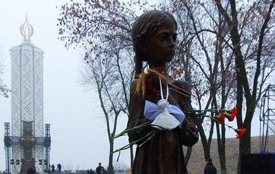 Украина сегодня чтит память жертв Голодомора