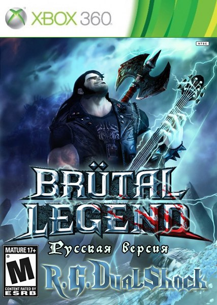 [FULL][DLC] Brutal Legend Complete Edition [RUS] (Релиз от R.G.DShock)