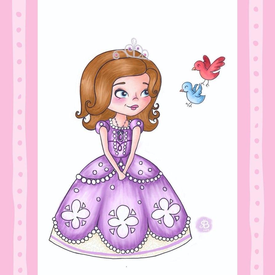 София Принцесса Макияж 2015