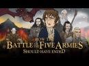 HISHE - Хоббит: Битва пяти воинств [kapets Katrin Marin]
