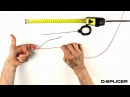 How to eyesplice a kiteline using a D SPLICER Fixed 10