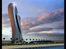 Суперсооружения Падающая башня в Абу Даби HD