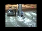 Смешные аварии на дорогах | Неадекватные пешеходы на дорогах