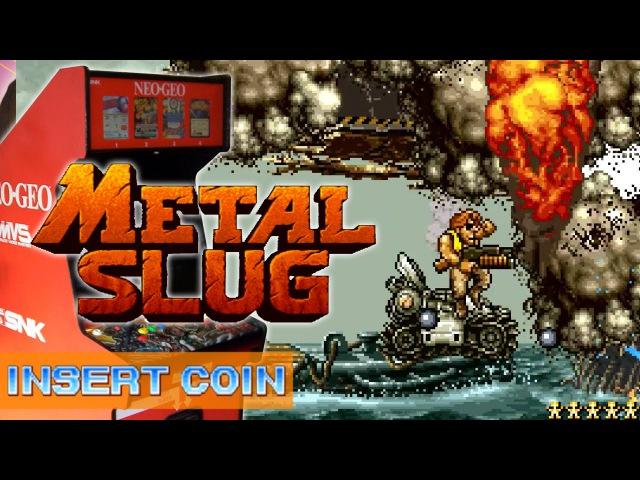 Metal Slug - Обзор
