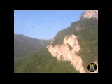 Чечня, Аргунское ущелье (с вертолета).