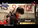 081215 SHINee taemin dance to 'kiss me'(mnet band of brothers)