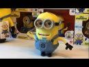 Миньон Дейв Делюкс интерактивный видео обзор minions - миньоны из Гадкий Я 2