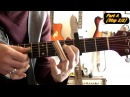 Too old to die young Brother Dege Tarantino Bottleneck Blues Guitar lesson Open E Open G