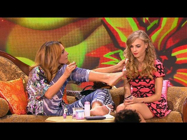 Камеди Вумен - Мама и беременная дочь из сериала Comedy Woman смотреть бесплатно видео...