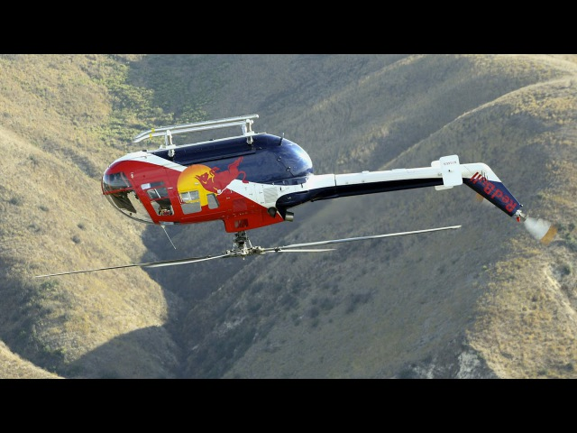 Фигуры высшего пилотажа на Вертолетах, невероятные трюки в полете