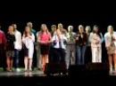 Кубанский казачий хор - Провожала маты сына у солдаты