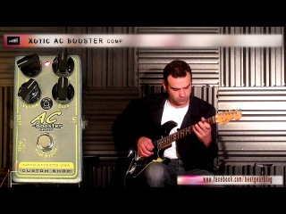 Xotic AC Booster Comp