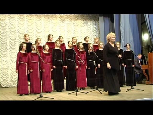 Vdohnovenie Poyut deti Rossii (Rostov,14 03 2016)