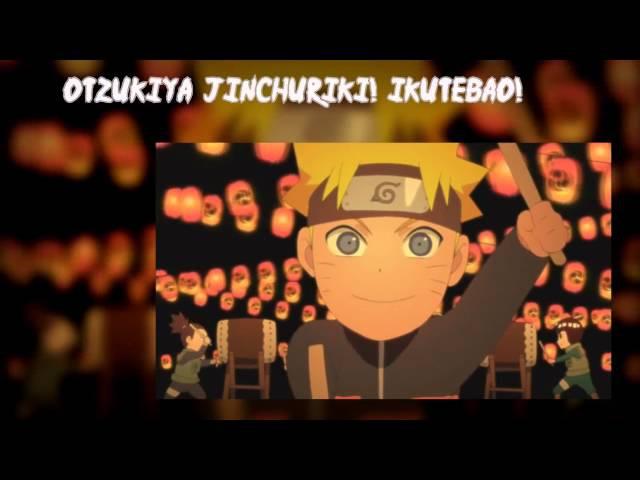 Naruto Shippuuden Считалочка хвостатых