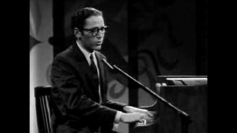 Tom Lehrer - The Masochism Tango