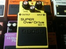Boss Pedal Review 6 SD-1 Super OverDrive