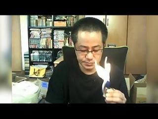 Геймер из Японии поджог свой дом в прямом эфире