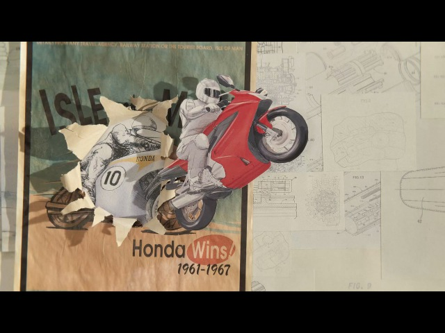 Honda Paper by PES Emmy Nominated Commercial
