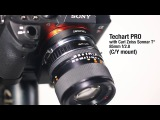 Introduction to the Techart PRO Leica M - Sony E Autofocus Adapter