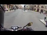 ЗВУК МОТО Пугает пешеходов =))))))))))))))))))))))))